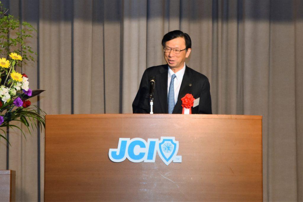公益社団法人花巻青年会議所創立60周年記念式典